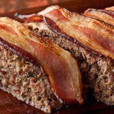 Bacon-Cheddar Meatloaf Recipe