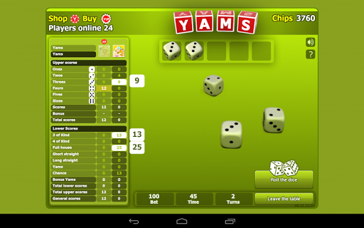 Yams Multiplayer - screenshot