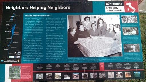 Neighbors Helping Neighbors