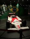 Race Car at Car Museum