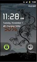 Screenshot of Four Seasons Live Wallpaper