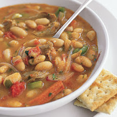 White Bean and Lamb Chili