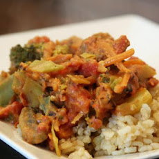 Indonesian Curried Vegetables