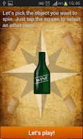 Screenshot of Spin the Bottle - PARTY GAME