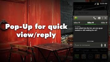 Screenshot of Group Texting + Text Messaging