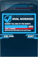 Screenshot of Achievometer