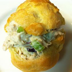 Chicken Salad Puffs II