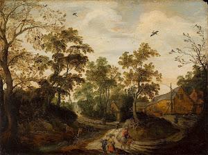 RIJKS: Willem van den Bundel: painting 1623