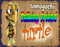 Screenshot of Pet talking turtle