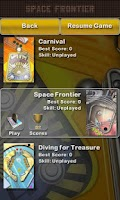 Screenshot of Pinball Deluxe Premium