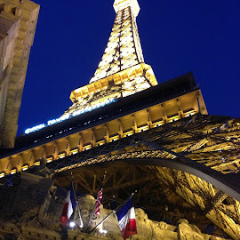 Eiffel by Aditya Shrivastava - Buildings & Architecture Statues & Monuments