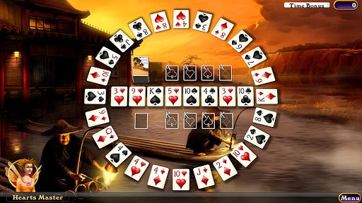 Hardwood Solitaire IV - screenshot