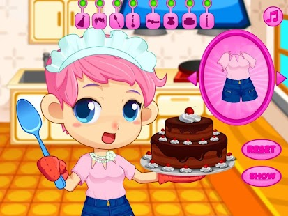 Birthday Cake Styles - screenshot
