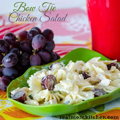 Bowtie Chicken Salad