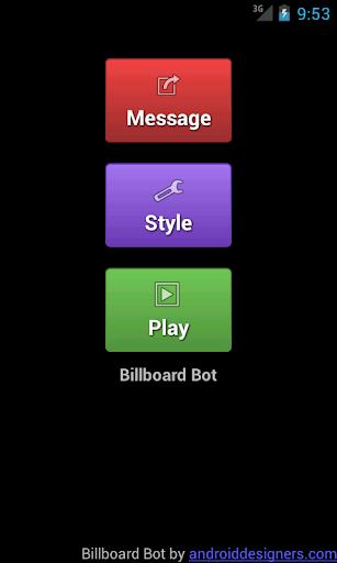 Billboard Bot