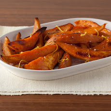Maple-Roasted Sweet Potatoes