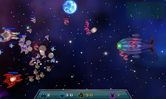 Screenshot of SPACE CHOP