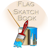 The Flag Sketch Book APK for Bluestacks