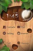 Screenshot of MXHome Theme Bug's life