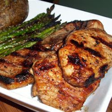 Root Beer Pork Chops