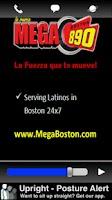 Screenshot of MEGA Boston