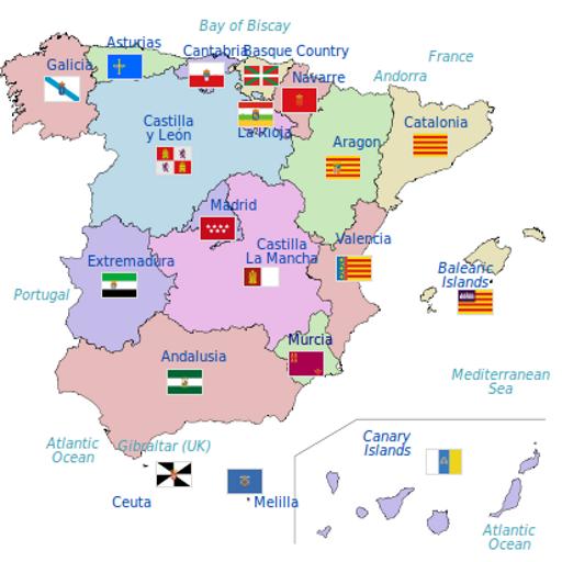 España Noticias LOGO-APP點子
