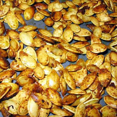 Tangy BBQ Flavored Pumpkin Seeds