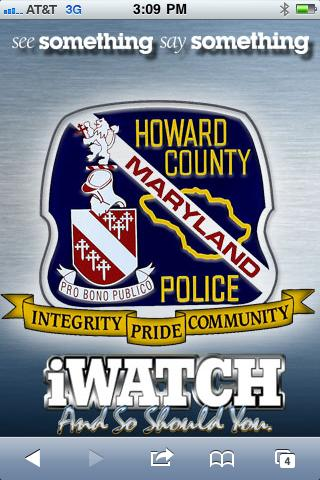 iWatch Howard County