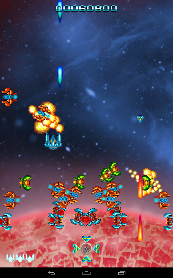 Galaga Special Edition Free Screenshot 6