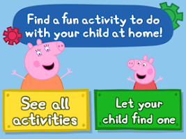 Screenshot of Peppa's Activity Maker