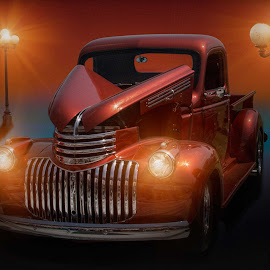 by Bruce Cramer - Transportation Automobiles (  )