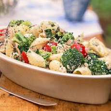 Broccoli, Cherry Tomato, and Pasta Salad