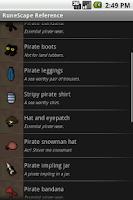 Screenshot of RuneScape Reference
