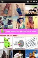 Screenshot of FwTchat ;  Le Tchat Mobile