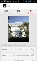 Screenshot of Globus