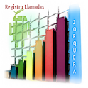 Registro Llamadas icon