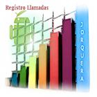 Registro Llamadas icon