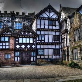 Turton Tower by Paul Ruane - Buildings & Architecture Public & Historical ( 1420, stuart, tudor, tower, lancashire, fortress )