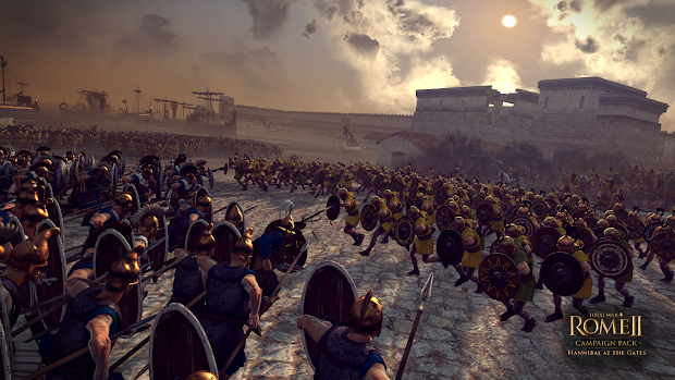 SEGA announces new Hannibal At The Gates campaign for Total War: Rome II