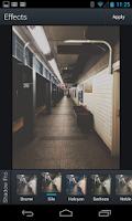 Screenshot of Aviary Effects: Shadow Pro