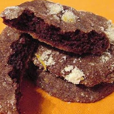 Chocolate-Orange-Chocolate Chip Cookies