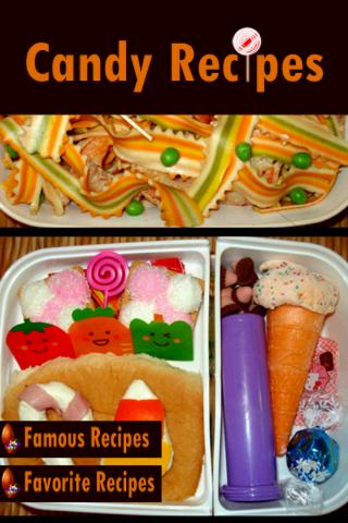 Delicious Candy Recipes