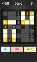 Screenshot of LightUp - Sudoku Style Game