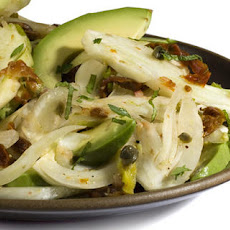 Fennel, Avocado, and Mint Salad Recipe