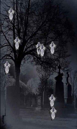 Scary Halloween Fling