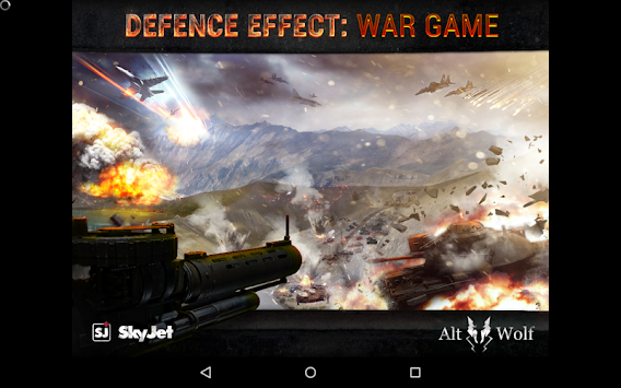 Defence Effect HD apk screenshot