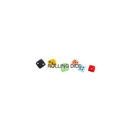 ROLLING DICE LOGO-APP點子
