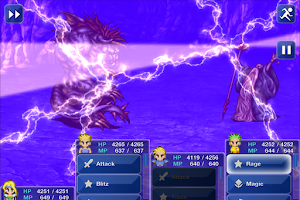 Screenshot of FINAL FANTASY VI