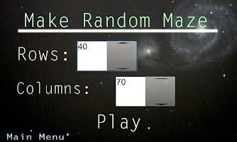 Screenshot of Endless Maze