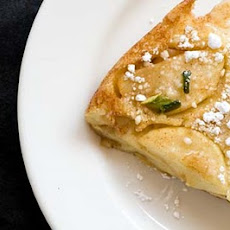 Apple Dutch Baby With Green Chiles